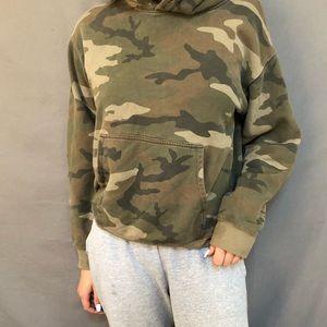 TNA camo hoodie
